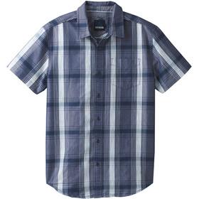 Prana M's Tamrack SS Shirt Equinox Blue